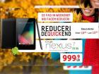 Google Nexus 7 de 16 GB la promoție În weekend