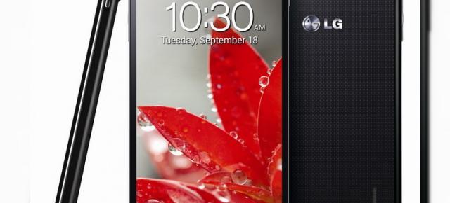 LG Optimus G anunțat oficial, soseste in Europa in octombrie