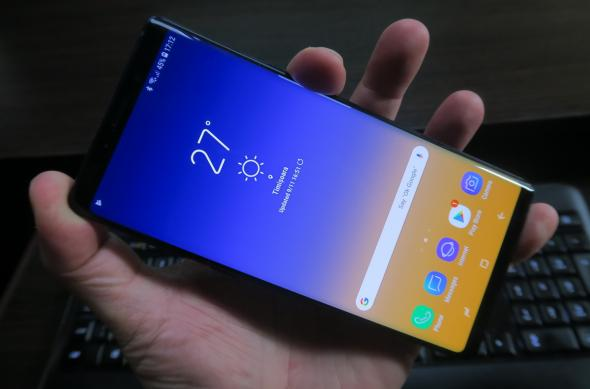 Samsung Galaxy Note 9 (Exynos 9810) - Fotografii Hands-On: Samsung-Galaxy-Note-9_019.JPG