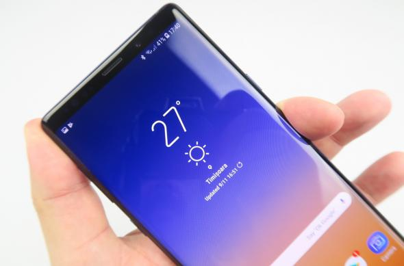 Samsung Galaxy Note 9 (Exynos 9810) - Galerie foto Mobilissimo.ro: Samsung-Galaxy-Note-9_084.JPG