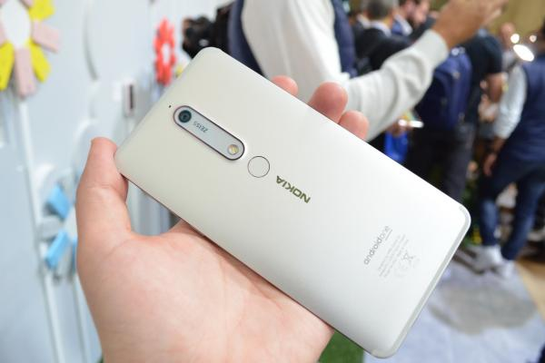 Nokia 6 (2018) - Fotografii Hands-On de la evenimente