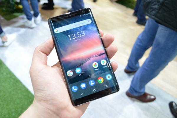 Nokia 8 Sirocco - Fotografii Hands-On de la evenimente