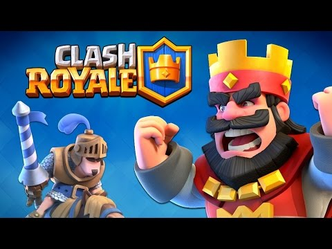 Clash Royale Review, joc Android prezentat pe telefonul Allview P8 Energy Mini - Mobilissimo.ro