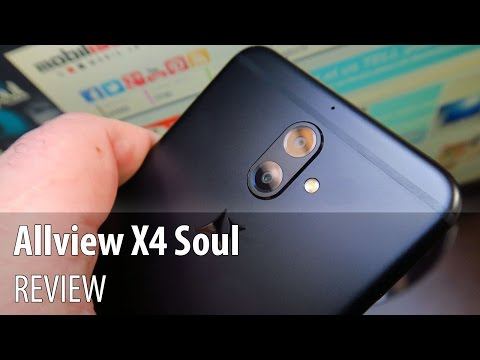 Allview X4 Soul Video Review