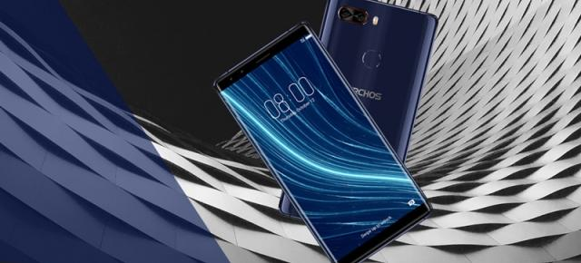 Archos Diamond Omega este un flagship cu display 18:9, procesor Snapdragon 835 și 8 GB RAM