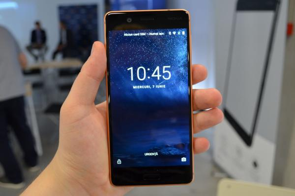 Nokia 5 - Fotografii hands-on evenimente