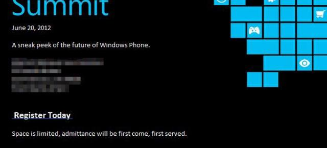 Windows Phone Apollo prezentat oficial pe 20 iunie, sub formă de preview