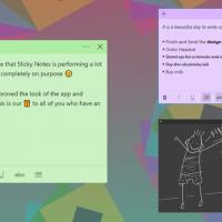 Aplicația Windows 10 Sticky Notes ar putea sosi curând și pe Android, respectiv iOS