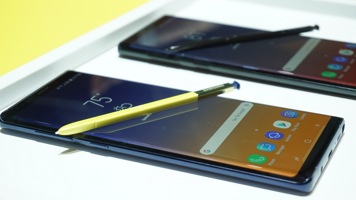 Samsung Galaxy Note 9 are cel mai bun ecran din lume, conform DisplayMate