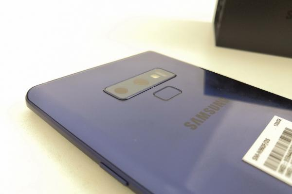 Samsung Galaxy Note 9 - Unboxing