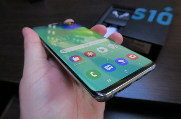 Samsung Galaxy S10+ - Fotografii Hands-On: Samsung-Galaxy-S10-Plus_011.JPG