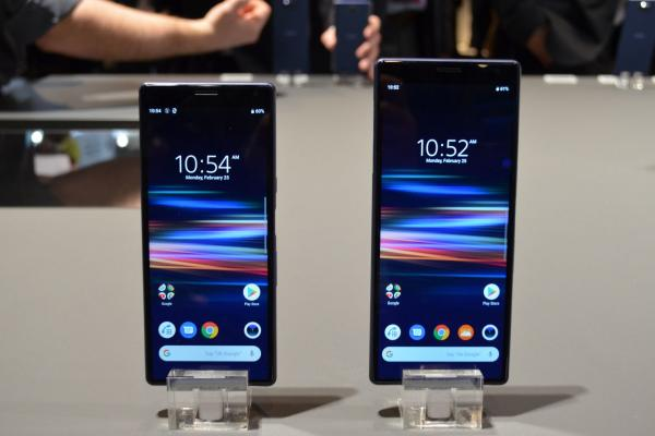 Sony Xperia 10 - Fotografii hands-on