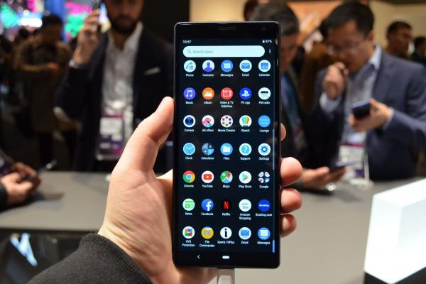 Sony Xperia 10 Plus - Fotografii hands-on