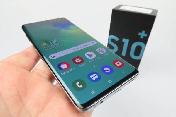 Samsung Galaxy S10+ - Unboxing