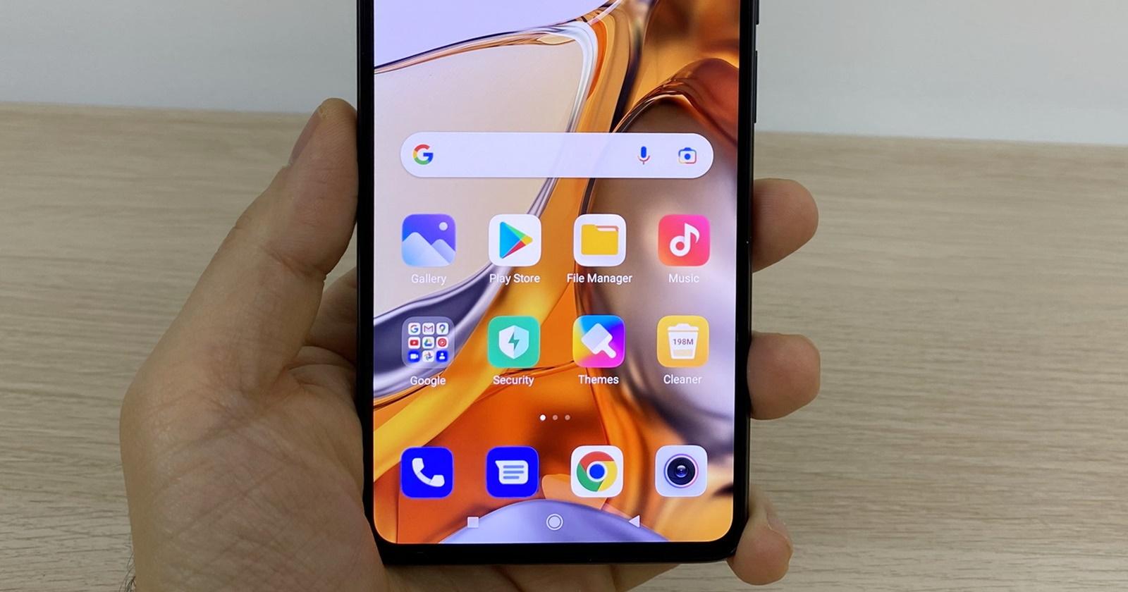 Xiaomi 11T Pro: OS, UI, aplicaţii aduc un MIUI 12.5 deja cunoscut, cu funcţii pentru gameri, additional Privacy thumbnail