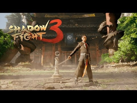 Video-review joc Shadow Fight 3, prezentat pe Google Pixel 2 XL (Joc Android, iOS)