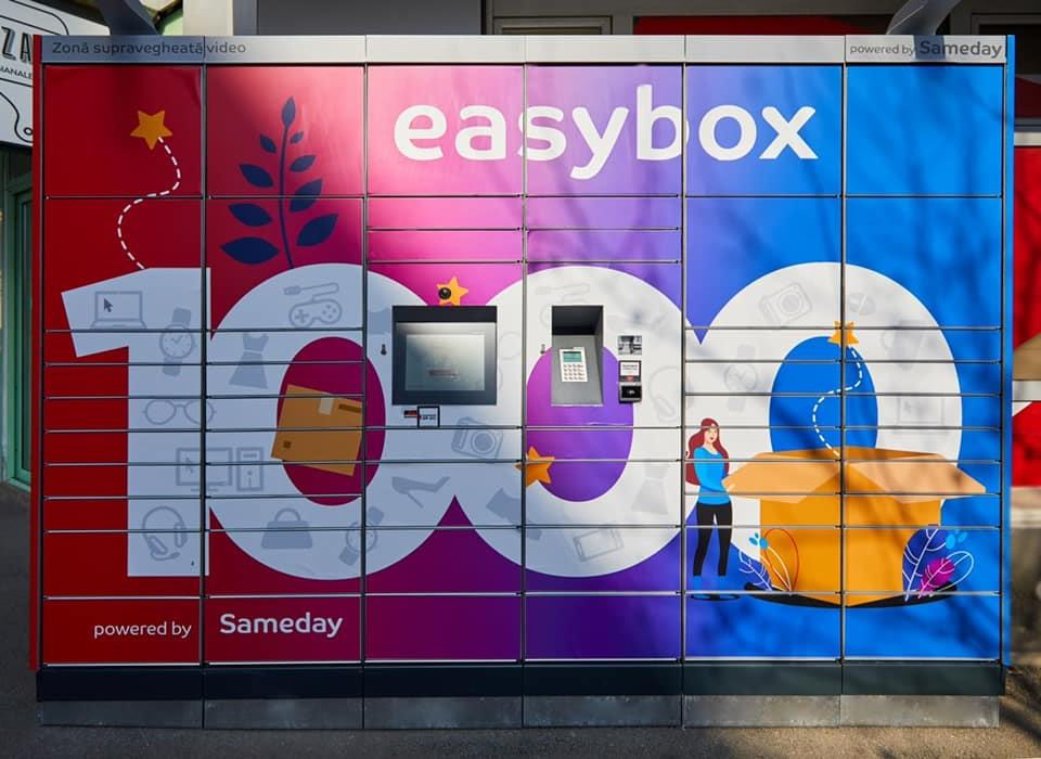 evoMAG oferă acum servicii easybox, pentru livrare mai rapidă a produselor; 1800 lockere disponibile thumbnail