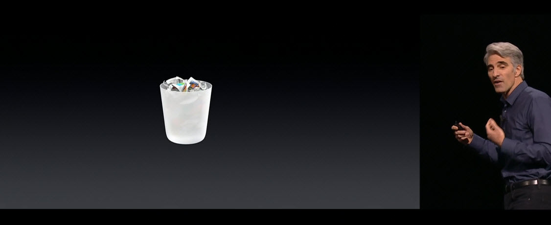 WWDC 2016 Live Blogging: Lansare iOS 10, OS X 10.12, MacBook Pro 2016 si Apple Watch 2 - imaginea 77