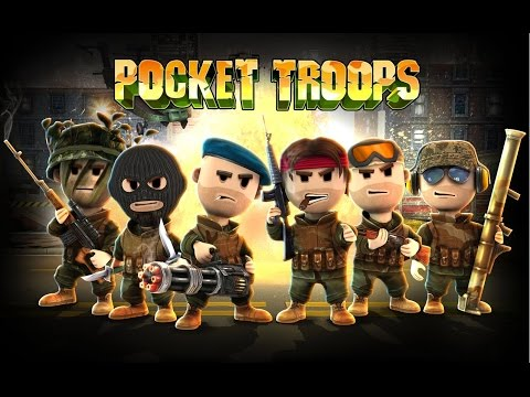 Pocket Troops Video Review, prezentat pe UMi Touch (Joc Android)