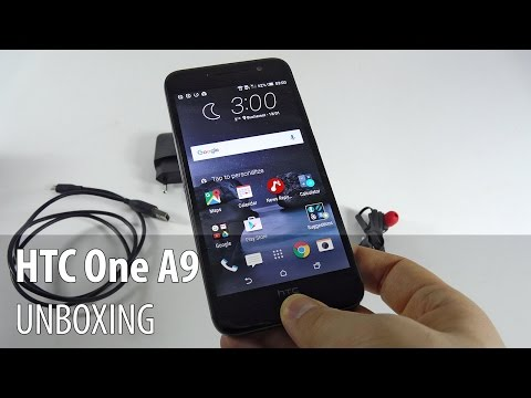 HTC One A9 Unboxing/Preview în Limba Română (Android 6.0 Marshmallow) - Mobilissimo.ro