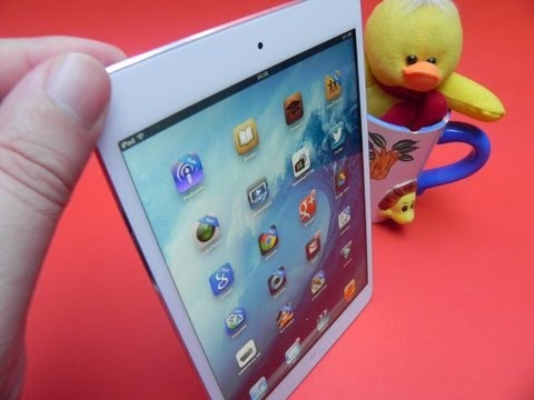 iPad mini review Full HD in limba romana - Mobilissimo.ro