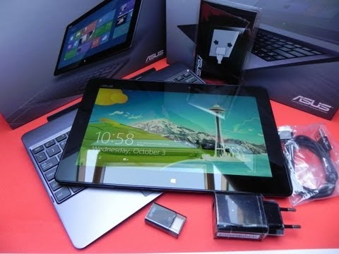 Asus VivoTab RT review Full HD in limba romana - Mobilissimo.ro