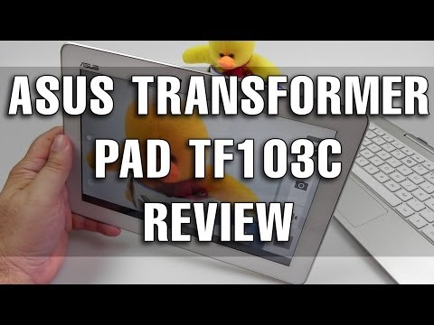 ASUS Transformer Pad TF103C Review Full HD (Limba Română) - Mobilissimo.ro