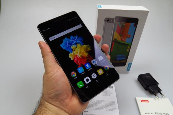 Lenovo Phab Plus - Unboxing