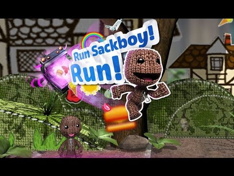 Run Sackboy! Run! Review prezentat pe UTOK Fury [Android, iOS] - Mobilissimo.ro