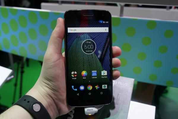 Motorola Moto G5 Plus - Fotografii Hands-On de la evenimente