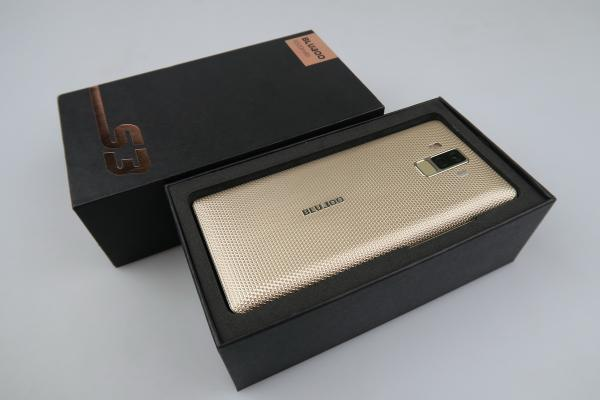 Bluboo S3 - Unboxing