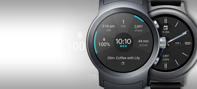 LG Watch Timepiece este un nou ceas inteligent, dar unul hibrid analogic-digital cu Wear OS