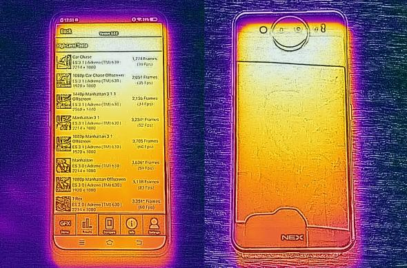 Test termic Vivo NEX Dual Display: Flir.jpg