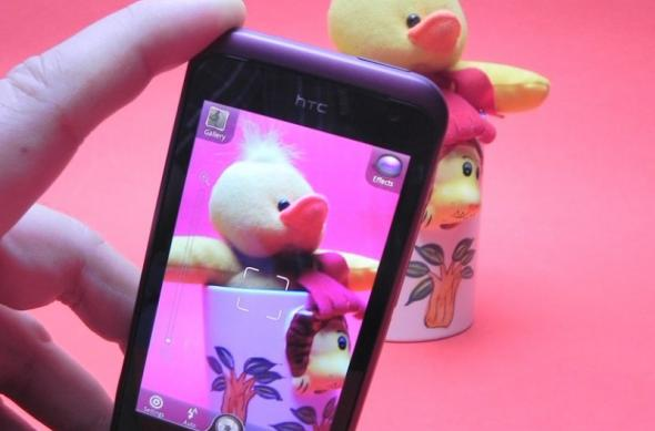 Review HTC Rhyme - telefon single core mov, cu accesorii feminine și mult charm (Video): dscn0213.jpg