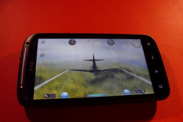 HTC Sensation - iată experiența de gaming la nivel dual core (Video)
