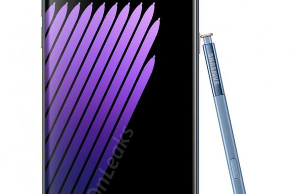 Samsung Galaxy Note 7 - Imagini 3D: Samsung Galaxy Note 7 (1).jpg