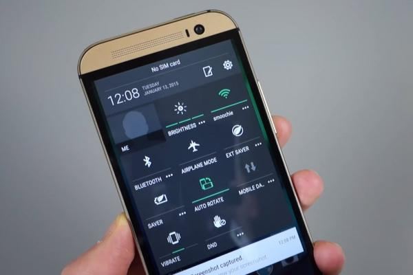 Iată cum arată Android 5.0 Lollipop pe HTC One M8 (Video)