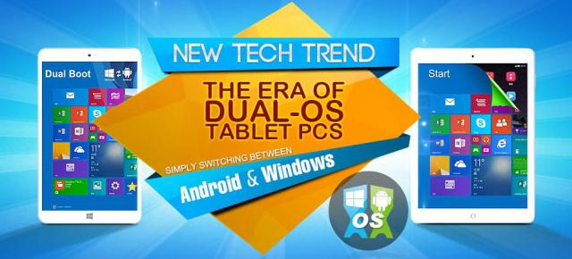 Android sau Windows 8.1? De ce nu amandouă? Tablete dual-boot accesibile