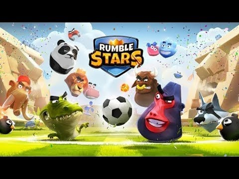Rumble Stars Gameplay (Joc NOU Android 2019) jucat pe OnePlus 6T