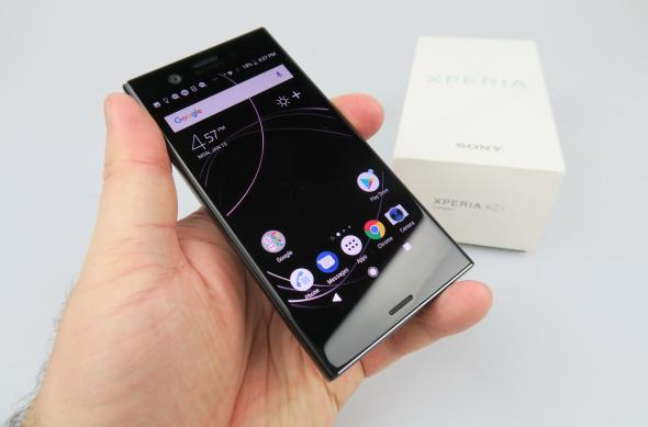 Sony Xperia XZ1 Compact - Unboxing: Sony-Xperia-XZ1-Compact_034.JPG