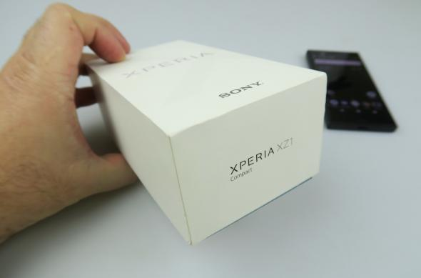 Sony Xperia XZ1 Compact - Unboxing: Sony-Xperia-XZ1-Compact_037.JPG