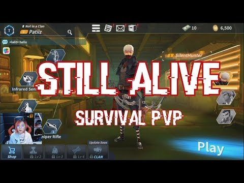 Video-review joc Still Alive Survival PvP, prezentat pe UHANS Max 2 (Joc Android, iOS)