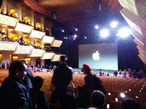Lansare iPhone 6/ iWatch/ iPad Air 2 - Live Blogging - imaginea 10