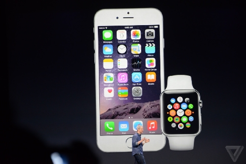Lansare iPhone 6/ iWatch/ iPad Air 2 - Live Blogging - imaginea 224