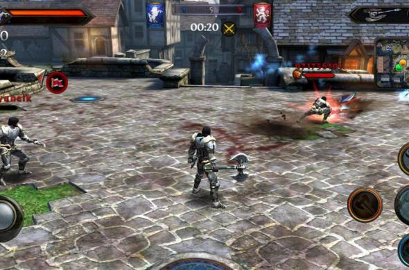 Wild Blood Review - un super joc hack and slash pentru Android (Video): wild_blood_8.jpg