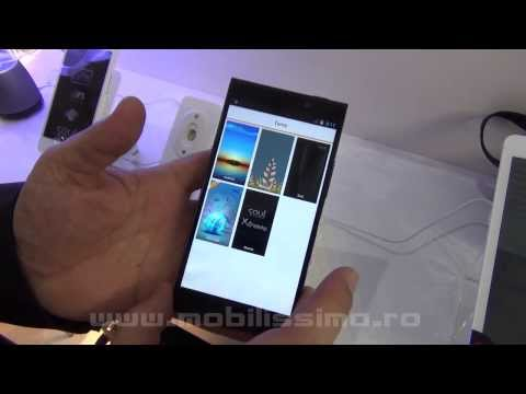 Allview X1 Xtreme Hands-On Video MWC 2014 - Mobilissimo.ro