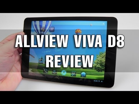 Allview Viva D8 Review + Concurs - Mobilissimo.ro