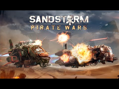 Sandstorm Pirate Wars Review prezentat pe ASUS ZenFone Max (Android, iOS) - Mobilissimo.ro