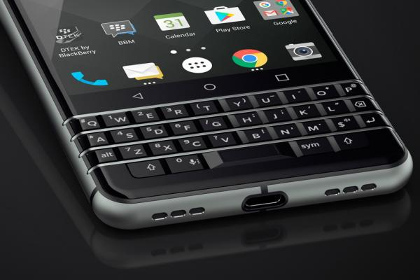 BlackBerry KEYone - Fotografii oficiale