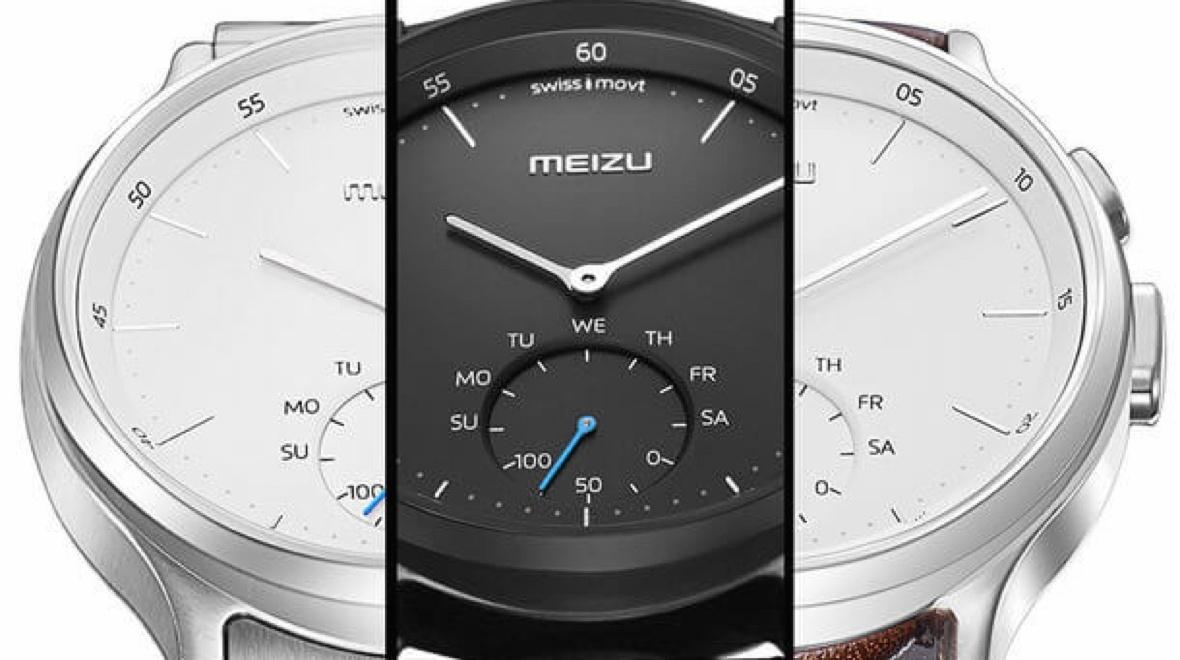 Meizu Mix este primul smartwatch al companiei chineze ...
